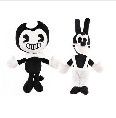 Large Size Bendy and the ink machine Bendy and Boris Plush Doll Toys 35 cm