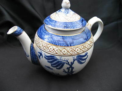 Booths Old Willow Tea Pot