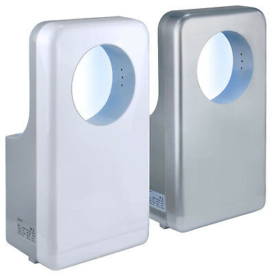 Hand Dryer School Office Pub Hands In Air Force Blade High Speed Electric Dryers
