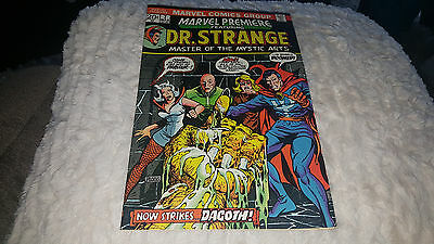 Marvel Premiere #7 (Mar 1973, Marvel) VF/VF+...FEATURING DR.STRANGE!!!