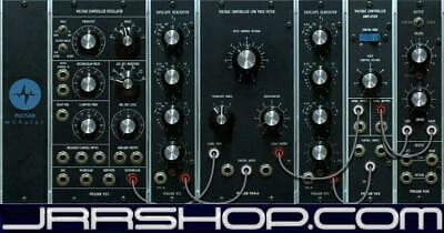 Pulsar Modular P900 Synthesizer Mac Plugin eDelivery JRR Shop