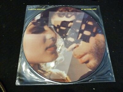 """Prince : 7  - Limited Edition Picture Disc 12"""" :w0147Tp : Ex"""