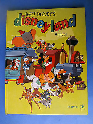 1970 Walt Disney Annual by Purnell price tag intact