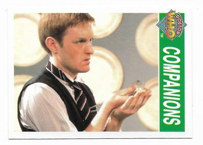 1995 Cornerstone DR WHO Base Card (188) Companions