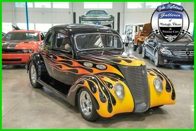 1937 Ford 5-Window Deluxe Coupe 5 Window 1937 Ford 5 Window Coupe Deluxe ZZ4 V8 Automatic 37 Steel Body Hot Street Rod