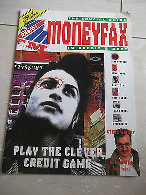 Moneyfax  Guide To Credit And Dept.  1989.