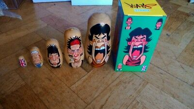 The rolling stones russian doll