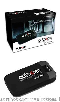 Autocom GPS Motorbike Tracker NO Annual Subscription Free UK Next Day Shipping
