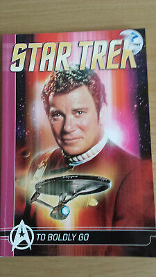 Star Trek To Boldly Go - Graphic Novel - Ex-library