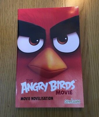 Brand New paperback - The Angry Birds Movie: Movie Novelisation
