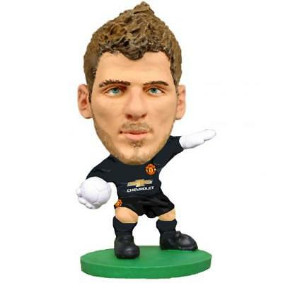 Manchester United SoccerStarz David De Gea Home New Official Licensed Football