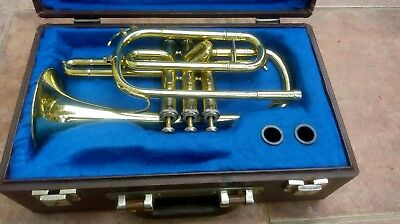Cornet in Bb by B&S Sonora