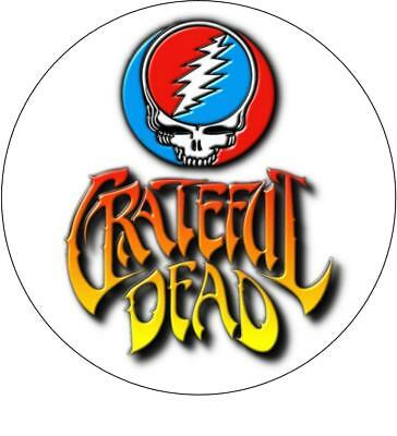 12 STICKERS The Grateful Dead car motorcycle helmet leptop wall Guitar suitcas