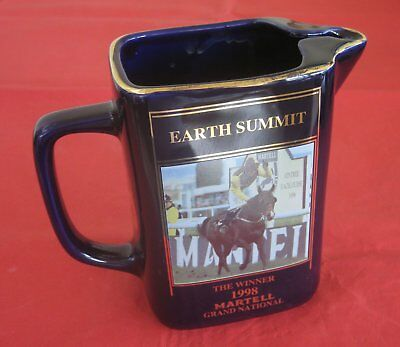 Martell Ceramic Water Jug - Limited Edition 1998
