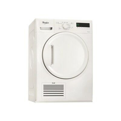 WHIRLPOOL DELX70113 - Seche linge frontal - 7 kg - Condensation - B
