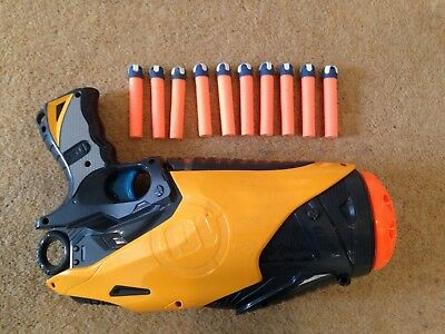 Nerf Dart Tag Speedswarm with 10 nerf bullets included
