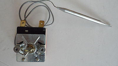 Elecro Electric Heater Thermostat Control With Probe Sensor