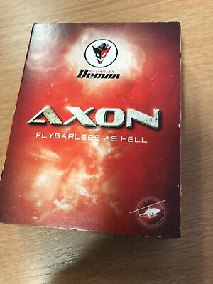 Bavarian Demon AXON Flybarless System with rescue mode, RC Helicopter