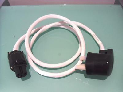 Chord Co. Sarum Tuned Aray ~ AC Mains / Power 1.5m Cable ~ RRP £1,250