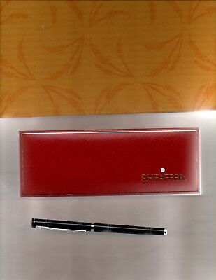 SHAFER FOUNTAIN PEN Lifetime UNUSED stil with original  Slim Cartridges