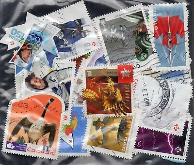50 used stamps 850