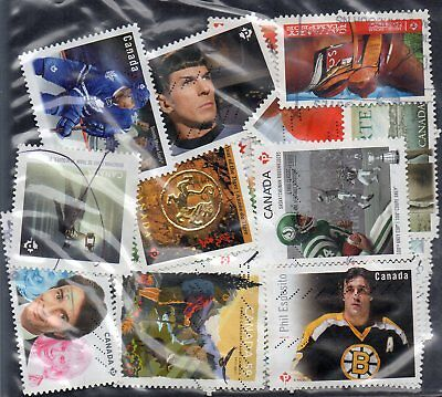 50 used stamps 851