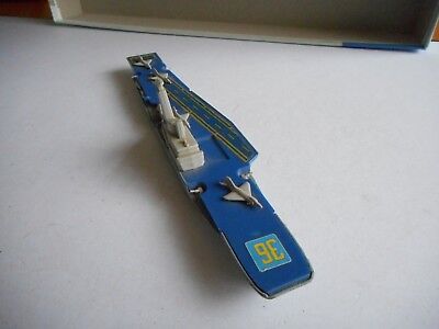 Matchbox Sea Kings K-304 Aircraft Carrier NO Box