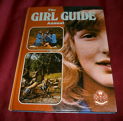 THE GIRL GUIDE ANNUAL. 1975. Fully Illustrated