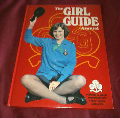 THE GIRL GUIDE ANNUAL. 1978. Fully Illustrated