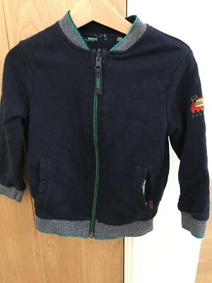 Boys Reversible Ted Baker Jacket Age 3-4