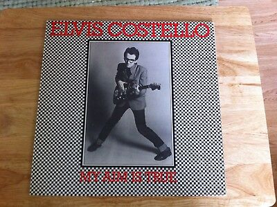 Elvis Costello - My Aim Is True - 1977 - UK- Stiff- Early Pressing