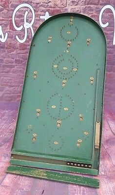 Vintage Retro Pinball Bagatelle Pub Traditional Wooden Game Bar Man Cave Toys