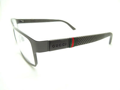 Gucci GG 2248 4VF Matte Grey GG2248 Unisex,Spectacles,GLASSES,FRAMES