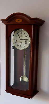 Used - Sewills of Liverpool 8 day Regulator Wall  Clock with Westminster Chimes