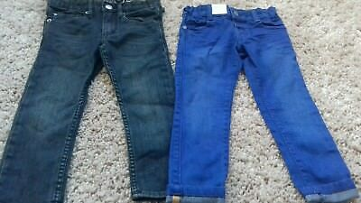Boys Bnwt Boys H&M M&S jeans 2-3 years