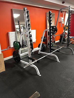 Body Solid Multi Press Squat Rack