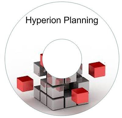 Hyperion PLANNING Video and Books Training Tutorials Online Sharing