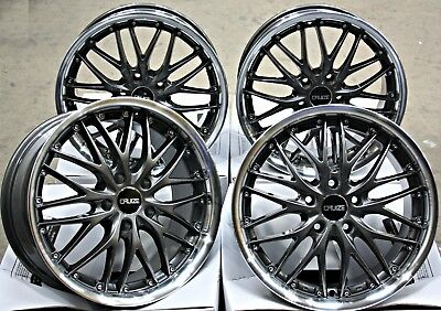 "Alloy Wheels 18"" 18 Inch Cruize 190 Gm Commercially Weight Rated Van Wheels"