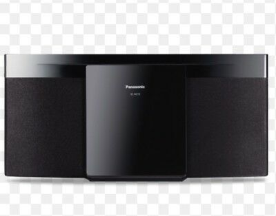 Panasonic SC-HC19 Compact CD stereo system (boxed)
