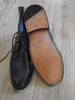 George Boots Size 10M Average  Width Fitting Ammo And Co Limited