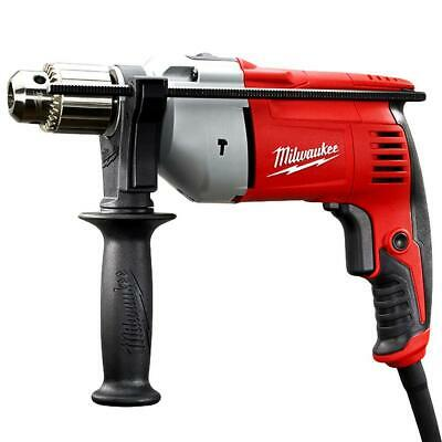 Milwaukee 5376-20 120V 1/2-Inch Hammer Drill w/ Side Handle
