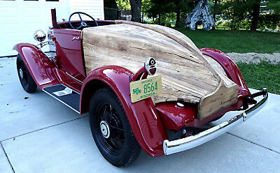 1932 Chevrolet Other  1932 Chevrolet PROTOTYPE. Just Completed. Barn Find.