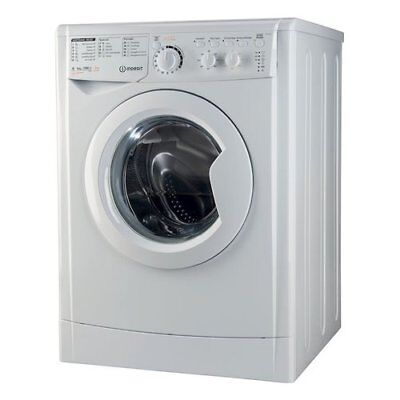 Indesit EWDC 6105W(IT) Lavasciuga 6 Kg 1000 giri