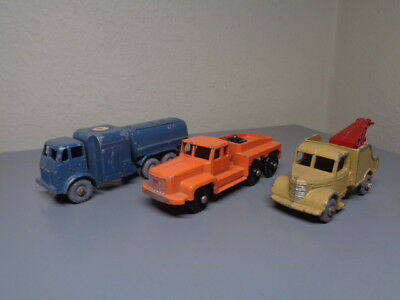Matchbox Lesney Vintage Truck Collection Good Condition