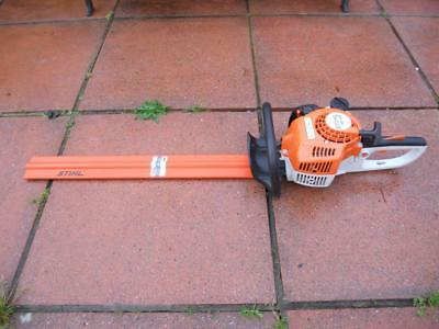 """Genuine Stihl Hs45 Hedge Trimmer 24"""" Very Good Used Condition Look Cheap"""
