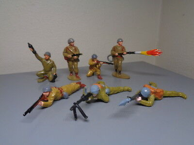 Reisler Denmark Vintage Soldier Collection Very Rare Items Nmint Condition