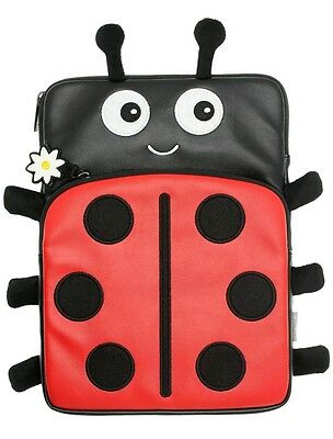 "Job lot 20 x 10"" Trendz Universal Animal Ladybird Tablet Case Cover Kids NEW"