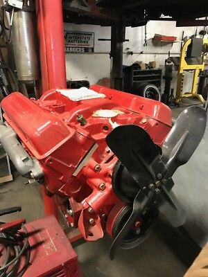 1968 CHEVY CAMARO 327 Long Block Rebuilt Engine