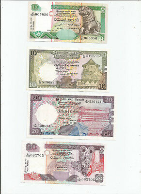 Sri  Lanka  Four  Notes