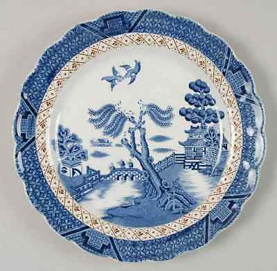 Booths REAL OLD WILLOW Salad Plate 9599823